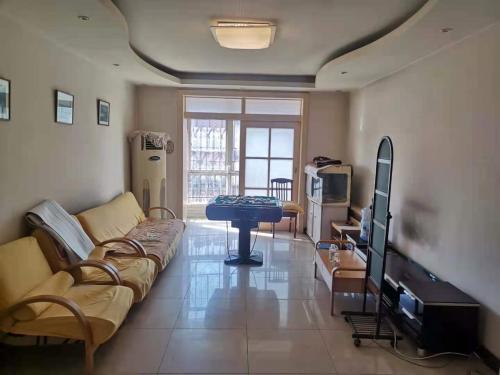 急售!远洋城鹤祥园117平米南客厅南边大阳台
