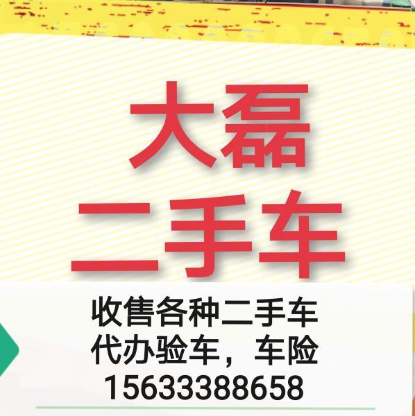 丰南小集大磊二手车
